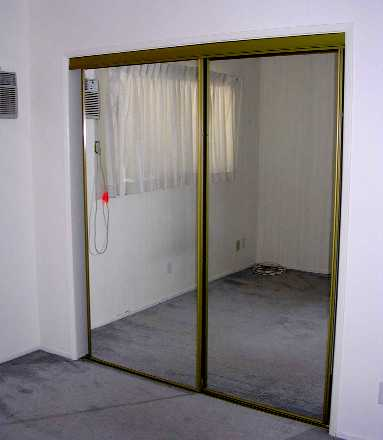 Why A Sliding Glass Doors Closet Is Best For Smaller