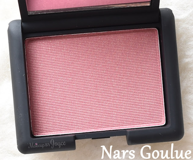 Nars Goulue Blush Mini Travel Size Review