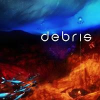 debris game logo