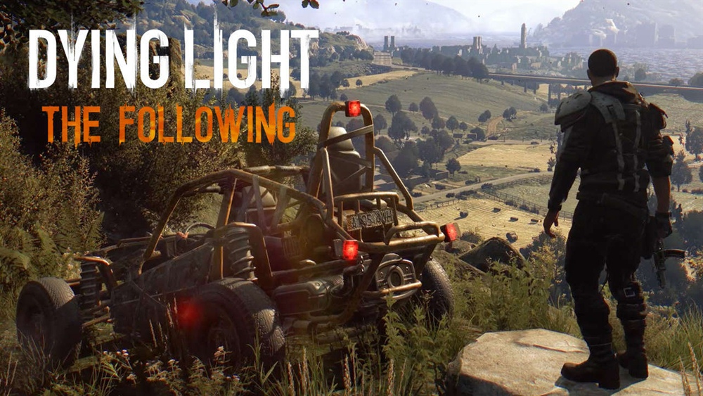 Dying Light The Following Download Poster