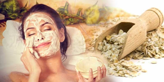 Image result for Yogurt and Oats Face Pack