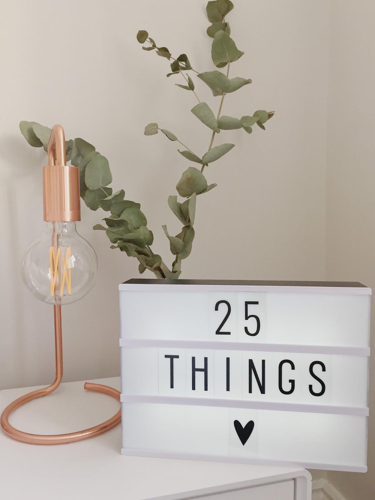 25-things-before-i-turn-25