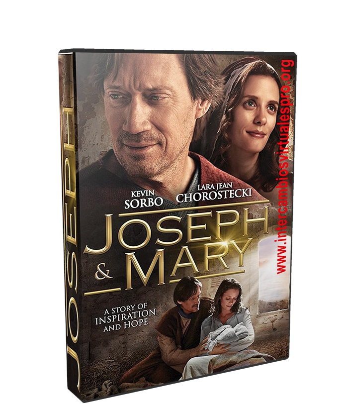 Joseph and Mary poster box cover