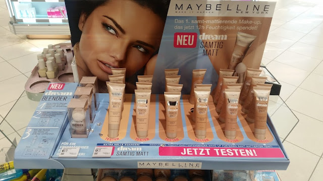 Maybelline - dream samtig matt Make-up