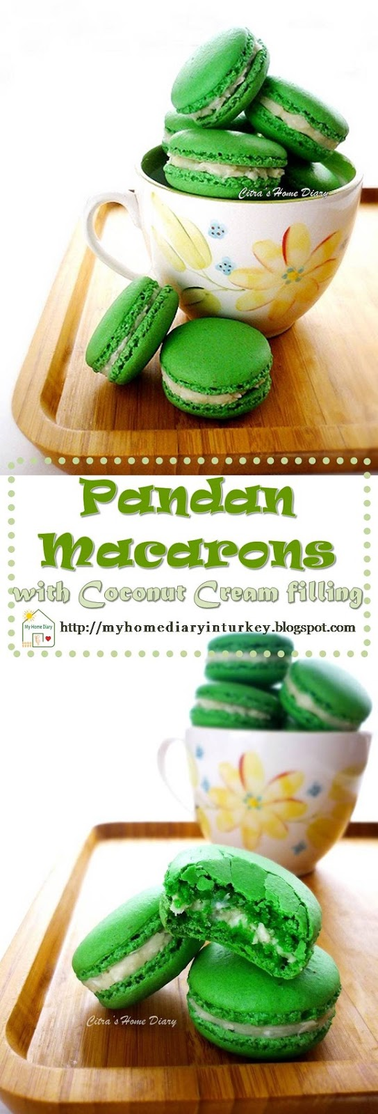 how to make macaron filling without cream