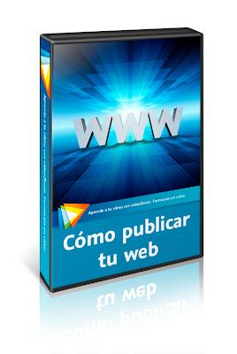 Video2Brain: Cómo publicar tu web (2012)