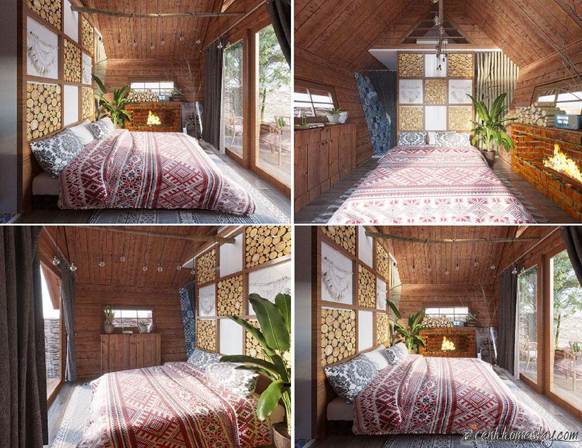 Homestay Fairy House: Chốn dừng chân đẹp như cổ tích ở Mộc Châu