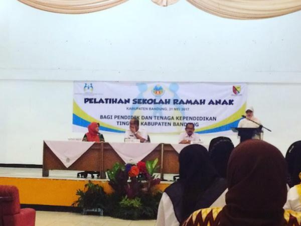 Sekolah ramah anak Kabupaten Bandung