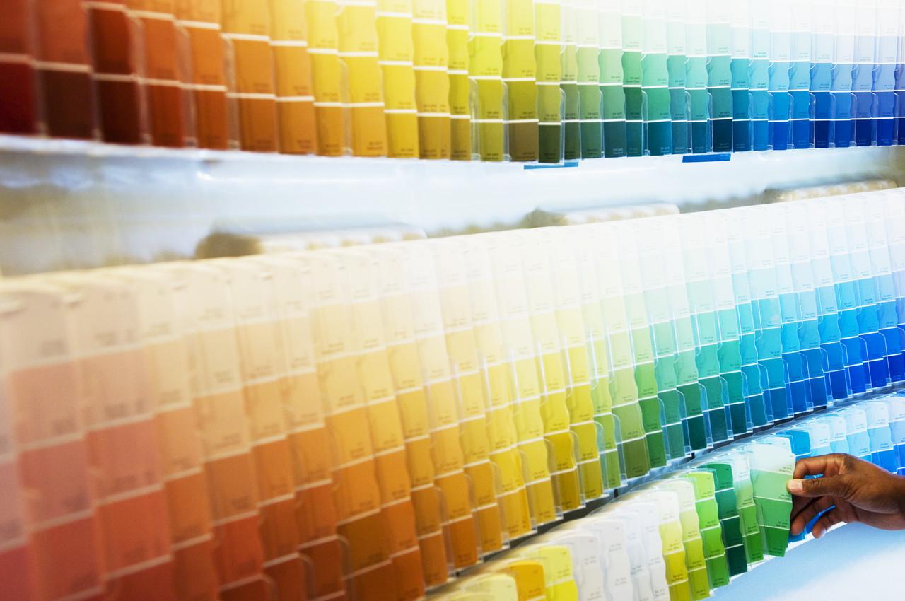 interior design paint clip art