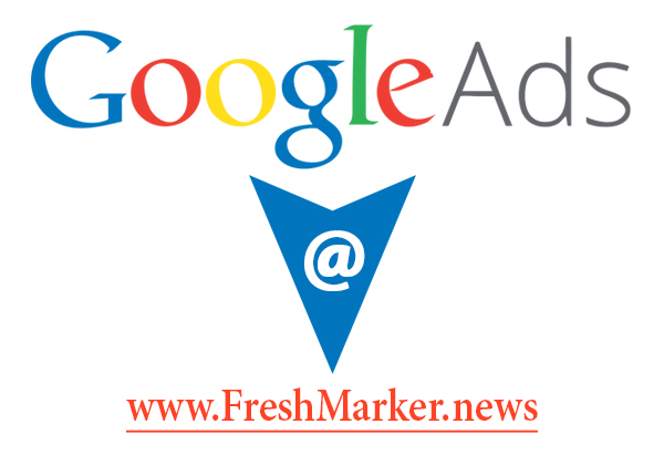 What are Ads by Google at Fresh Marker News?