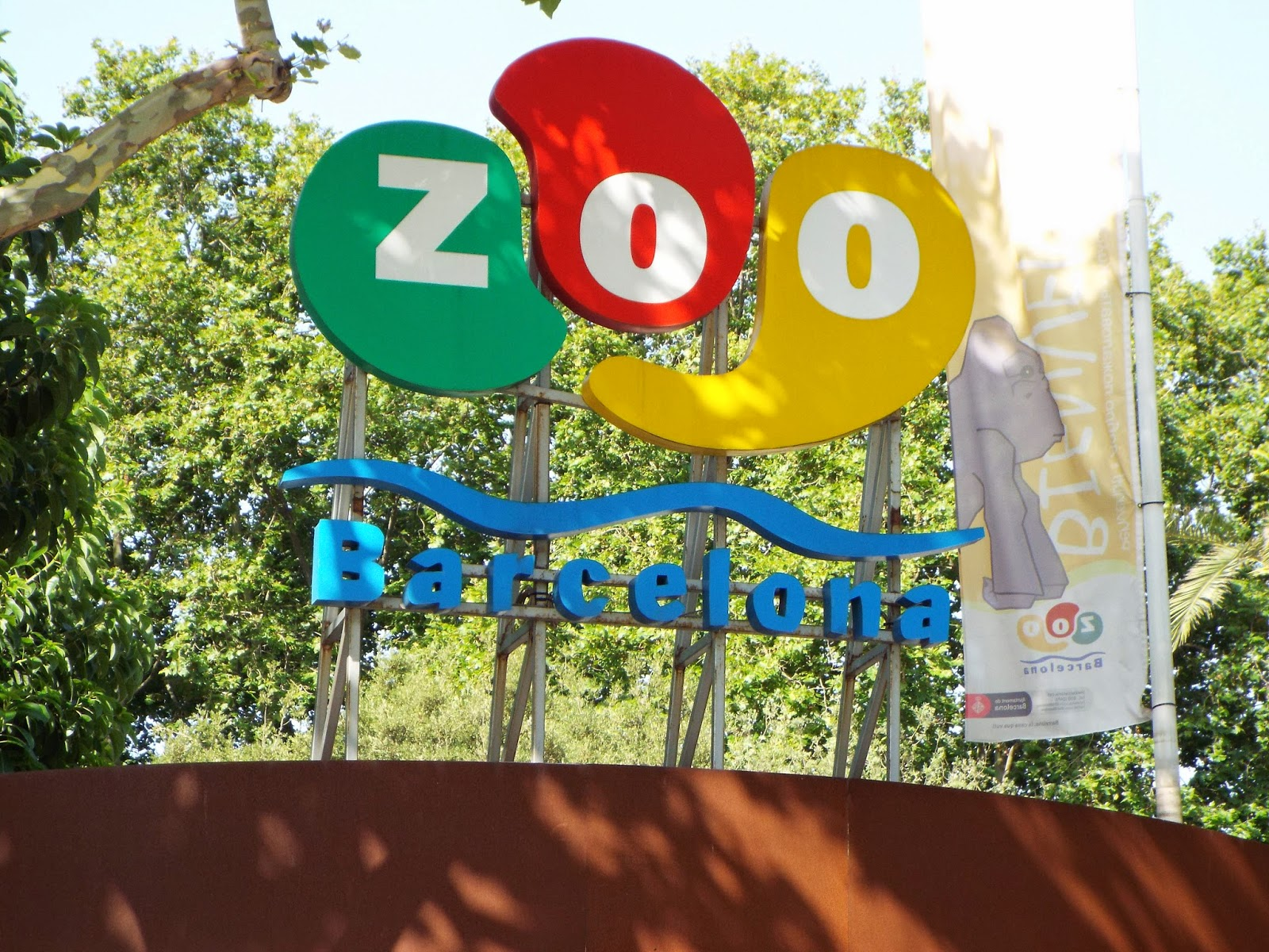 Zoo Review Barcelona Zoo Diary Of A Zoo Keeper