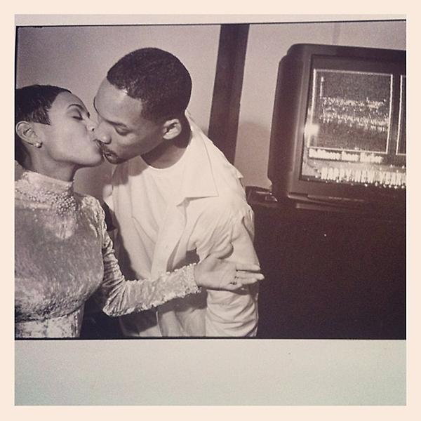 Will and Jada Smith. Married 12.31.97 The only safety life offers is the opportunity to gain the wisdom and strength to overcome ANYTHING. Posted 2013