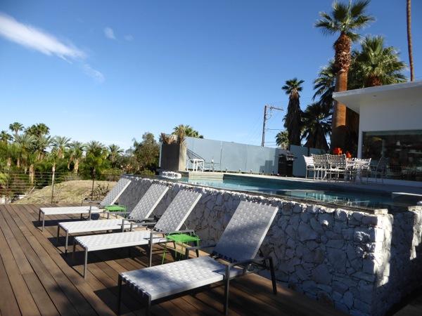 Palm Springs house rental