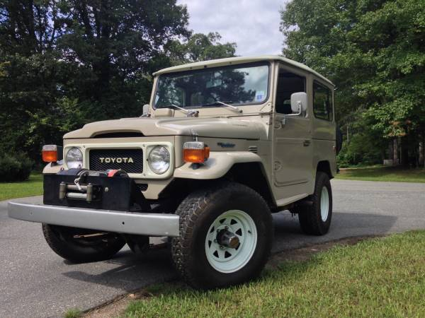 1979 toyota land cruiser fj40. Black Bedroom Furniture Sets. Home Design Ideas