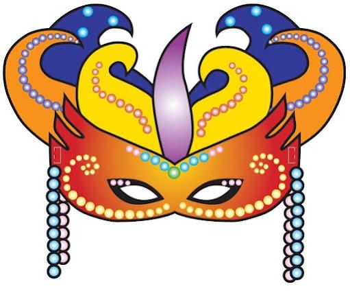 Diversos modelos de Máscaras para o Carnaval e outros projetos.