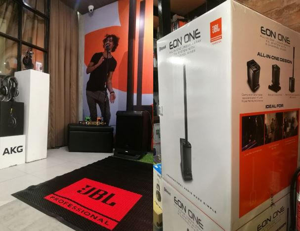JBL EON One Professional Audio System is now Officially Available