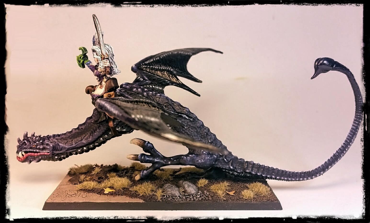 Scale Creep Dragon Metal Tag Ii Djh Mee And Joh Dee