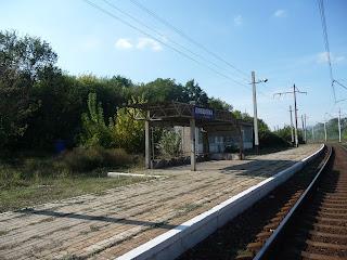 Зупинний пункт Плещіївка