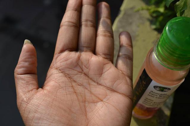 Aloe Veda Avocado Face Wash (Oil Control) Review