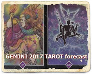 GEMINI 2017 TAROT forecast