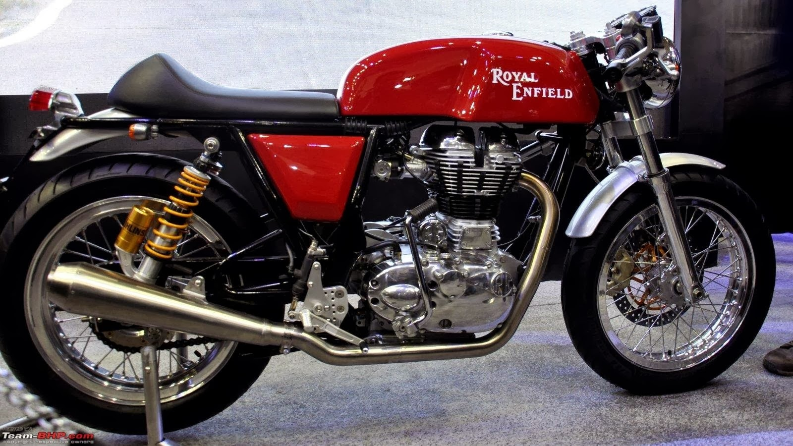 Royal Enfield Continental Gt Hd Wallpapers Hd Wallpapers For