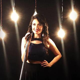 Prakriti Kakar Night Performance