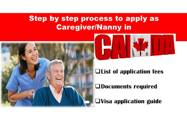 "Online work visa application process Canada is one of the preferred country of destination of many Filipino overseas workers.  But the opportunity to work in Canada is not that easy, in fact they have occupation classification and there are certain qualifications that has to be met in order to apply for certain jobs.   One of the easiest pathway to get a job offer in Canada is to apply as caregiver.     Advertisements        Below is the  step by step process in order to get qualification and apply for a job as caregiver in Canada. The information here is based on actual application process of a successful caregiver applicant in childcare. This will also give you better understanding on how much would it cost you, and documents you needed to secure for your visa application.     We do not endorse any agency or consultant to process your application. If finding an employer we encourage you to do it through the official jobbank website of Canada to avoid scam.         Sponsored Links    Step 1: Acquire CAREGIVER NC II TESDA CERTIFICATE: Before applying for any job, qualification is important. You can study 6 months training for caregiver in any TESDA Accredited Training Center.   Check here for the list of TESDA training centers that offers caregiver program.  You may also contact TESDA for any updates or inquire on colleges or universities near your area. Trainings usually takes 6 months and after that you needed on-job training (OJT) in hospital.   Usual training and OJT will cost you around Php 21,000, but may vary depending on your location and the institution providing the training.       Step 2: GET LOCAL JOB EXPERIENCE- one of the requirements when applying as caregiver aside from the certifications and credential is experience. OJT can qualify as experience when it is paid, and it is more likely that you will get job offer if you have at least one year work experience.    You will need proof that you have experience by providing ""certificate of employment"" or payslips. This will be attached when you apply for visa.     Step 3: APPLY FOR JOB and LMIA  (Labour Market Impact Assessment)  - The best way is to apply through  the official government website of Canada for current jobs as caregiver or CANADA JobBank. You may also ask help from anyone you know who can help find employer. This way you can avoid being scammed.   Check here for the list and contact information of prospective employers in (CANADA JOBBANK)  As qualified caregiver you can take care of elderly or be in childcare jobs as nanny.   Once you get job offer, the employer will apply for LMIA. The employer will pay for  LMIA  (CAD $ 1,000). The process usually takes two months to get approved.     If you reach this state congratulations. The next steps will be for your visa processing.    Step 4: VISA PROCESSING. You can do this on your own and save consultant fee, or you can hire a consultant who can do the hassle of filling up forms for your visa application..   Whether you do it yourself or you hire a consultant, application can be done online or through visa processing centers. In the Philippines you can do it through VFS in their office in Makati.     Here is the link for Canadian government Work Visa application online   {PUT THE BANNER GRAPHICS AND PARAGRAPH HERE}  Canada is one of the preferred country of destination of many Filipino overseas workers.  But the opportunity to work in Canada is not that easy, in fact they have occupation classification and there are certain qualifications that has to be met in order to apply for certain jobs.   One of the easiest pathway to get a job offer in Canada is to apply as caregiver.     Advertisements        Below is the  step by step process in order to get qualification and apply for a job as caregiver in Canada. The information here is based on actual application process of a successful caregiver applicant in childcare. This will also give you better understanding on how much would it cost you, and documents you needed to secure for your visa application.     We do not endorse any agency or consultant to process your application. If finding an employer we encourage you to do it through the official jobbank website of Canada to avoid scam.         Sponsored Links    Step 1: Acquire CAREGIVER NC II TESDA CERTIFICATE: Before applying for any job, qualification is important. You can study 6 months training for caregiver in any TESDA Accredited Training Center.   Check here for the list of TESDA training centers that offers caregiver program.  You may also contact TESDA for any updates or inquire on colleges or universities near your area. Trainings usually takes 6 months and after that you needed on-job training (OJT) in hospital.   Usual training and OJT will cost you around Php 21,000, but may vary depending on your location and the institution providing the training.       Step 2: GET LOCAL JOB EXPERIENCE- one of the requirements when applying as caregiver aside from the certifications and credential is experience. OJT can qualify as experience when it is paid, and it is more likely that you will get job offer if you have at least one year work experience.    You will need proof that you have experience by providing ""certificate of employment"" or payslips. This will be attached when you apply for visa.     Step 3: APPLY FOR JOB and LMIA  (Labour Market Impact Assessment)  - The best way is to apply through  the official government website of Canada for current jobs as caregiver or CANADA JobBank. You may also ask help from anyone you know who can help find employer. This way you can avoid being scammed.   Check here for the list and contact information of prospective employers in (CANADA JOBBANK)  As qualified caregiver you can take care of elderly or be in childcare jobs as nanny.   Once you get job offer, the employer will apply for LMIA. The employer will pay for  LMIA  (CAD $ 1,000). The process usually takes two months to get approved.     If you reach this state congratulations. The next steps will be for your visa processing.    Step 4: VISA PROCESSING. You can do this on your own and save consultant fee, or you can hire a consultant who can do the hassle of filling up forms for your visa application..   Whether you do it yourself or you hire a consultant, application can be done online or through visa processing centers. In the Philippines you can do it through VFS in their office in Makati.     Here is the link for Canadian government Work Visa application online         The result of your work visa application can usually be released within three to six weeks (4-8 weeks).   Here are the other documents you needed to submit when applying for TRV-Work Visa:   1. Family Information Form (IMM 5645) fully completed, dated and signed.   2. Original passports and a photo copy of the passport bio-data page.  3. Credentials:   College TOR   Caregiver TOR  Caregiver certificates  NCII certificates  OJT certificates  4. Birth certificate  5. Police clearance and NBI clearance issued within the last 3 months  6. 6 pcs visa pictures    Evidence of your work experience and employment history:    7. COE or certificate of employment-Letters from current and past employers specifying your position, duties and earnings  8. Payslip- evidence of contributions to social insurance regimes (eg. SSS), proof of payroll deposits;   The documents below shall be provided by your employer in Canada    9. Original copy of approved /Positive LMIA  10. Work Contract   11. Supplementary Form and Notice of Assessment  *Medical certificate for elderly care or disabled person indicating their need for caregiver.     Submit the application by paper or online and wait to be contacted by the embassy.   12.  Medical Certificate- you will need to do medical exam upon request from the embassy, around 3-6 weeks after your application for work visa is submitted.     Other forms from Canadian embassy are also to be attached to your application when sending it or must be uploaded online when processing your visa online.     Document Checklist [IMM 5488]  Visa office instructions – Work permit [IMM 5917]  Application for Work Permit made outside Canada Family Information [IMM 5645]  Statutory Declaration of Common-Law Union [IMM 5409]  Visa application photograph specifications Use of a Representative [IMM 5476] - if you hired consultant or agent       Here is the list of the estimated expenses based on personal experience of caregiver applicant.  Consultant or agency fee  for visa application-                             PHP 25,000   *fee may vary depending on consultant or agency and in case you decide to process the visa on your own.     Visa Application fee online                      $100 or    through VFS in Makati                        Php 7,000   Medical Exam Fee:                              Php 8,000 -                        Once your visa is approved you will to secure OEC from POEA.          ©2018 THOUGHTSKOTO  www.jbsolis.com   SEARCH JBSOLIS, TYPE KEYWORDS and TITLE OF ARTICLE at the box below      The result of your work visa application can usually be released within four to eight weeks (4-8 weeks).   Here are the  documents you needed to submit when applying for TRV-Work Visa:   1. Family Information Form (IMM 5645) fully completed, dated and signed.   2. Original passports and a photo copy of the passport bio-data page.  3. Credentials:   College TOR   Caregiver TOR  Caregiver certificates  NCII certificates  OJT certificates  4. Birth certificate  5. Police clearance and NBI clearance issued within the last 3 months  6. 6 pcs visa pictures    Evidence of your work experience and employment history:    7. COE or certificate of employment-Letters from current and past employers specifying your position, duties and earnings  8. Payslip- evidence of contributions to social insurance regimes (eg. SSS), proof of payroll deposits;   The documents below shall be provided by your employer in Canada    9. Original copy of approved /Positive LMIA  10. Work Contract   11. Supplementary Form and Notice of Assessment  *Medical certificate for elderly care or disabled person indicating their need for caregiver.     Submit the application by paper or online and wait to be contacted by the embassy.   12.  Medical Certificate- you will need to do medical exam upon request from the embassy, around 3-6 weeks after your application for work visa is submitted.     Other forms from Canadian embassy are also to be attached to your application when sending it or must be uploaded online when processing your visa online.     Document Checklist [IMM 5488]  Visa office instructions – Work permit [IMM 5917]  Application for Work Permit made outside Canada Family Information [IMM 5645]  Statutory Declaration of Common-Law Union [IMM 5409]  Visa application photograph specifications Use of a Representative [IMM 5476] - if you hired consultant or agent       Here is the list of the estimated expenses based on personal experience of caregiver applicant.  Consultant or agency fee  for visa application-                             PHP 25,000   *fee may vary depending on consultant or agency and in case you decide to process the visa on your own.     Visa Application fee online                      $100 or    through VFS in Makati                        Php 7,000   Medical Exam Fee:                              Php 8,000 -                        Once your visa is approved you will to secure OEC from POEA.          ©2018 THOUGHTSKOTO  www.jbsolis.com   SEARCH JBSOLIS, TYPE KEYWORDS and TITLE OF ARTICLE at the box below"