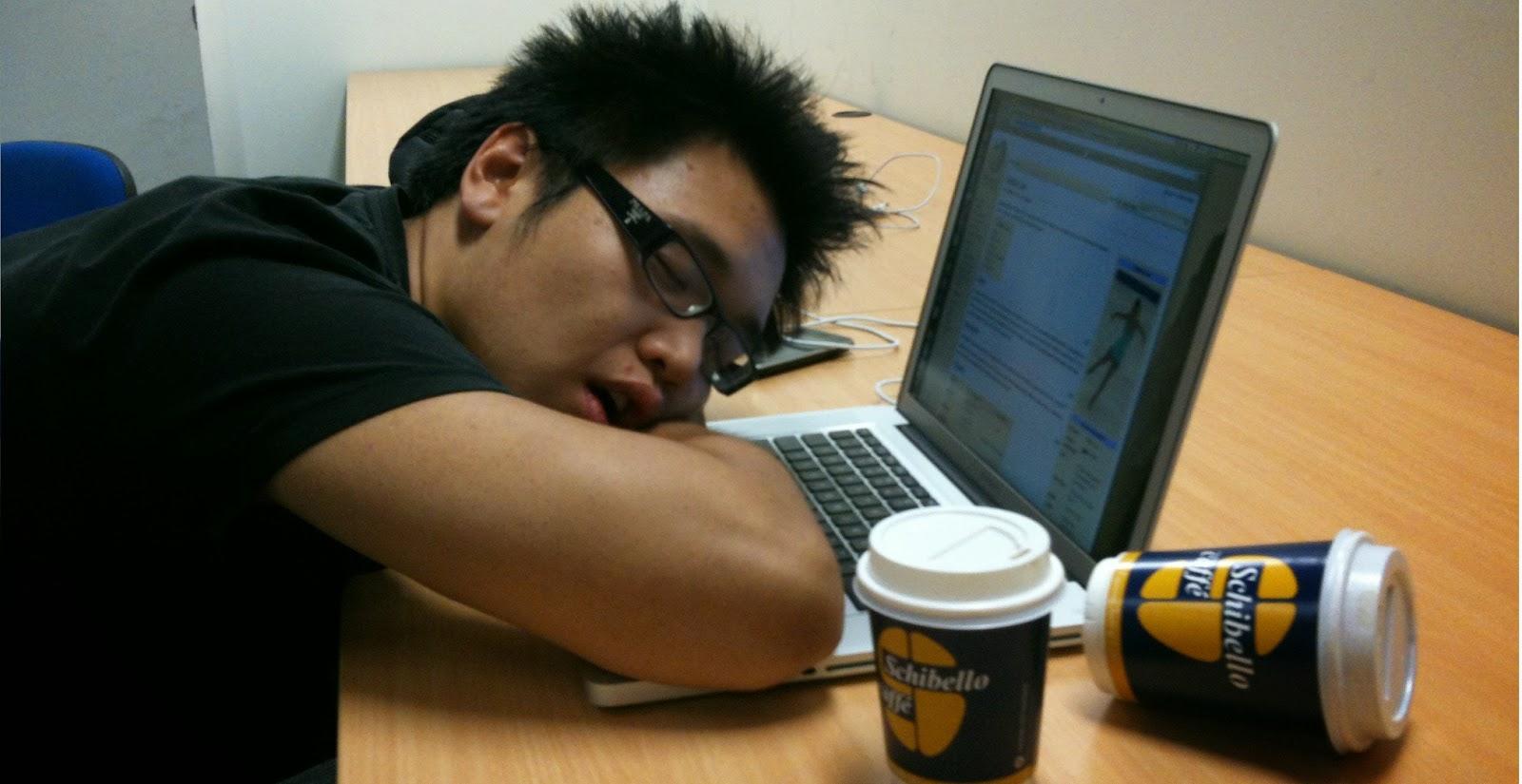 Penyabab Atau Punca dan Cara Mengatasi Keletihan (Fatigue)