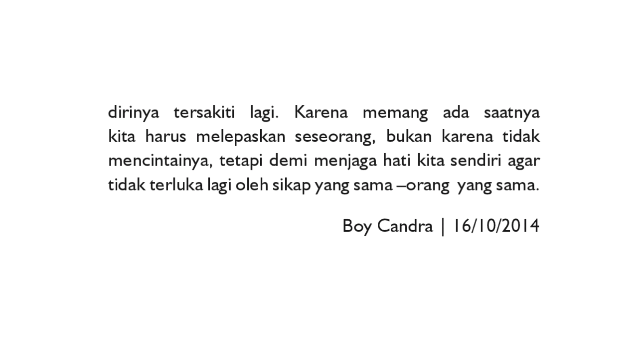 Quotes Of Cool Boy Candra