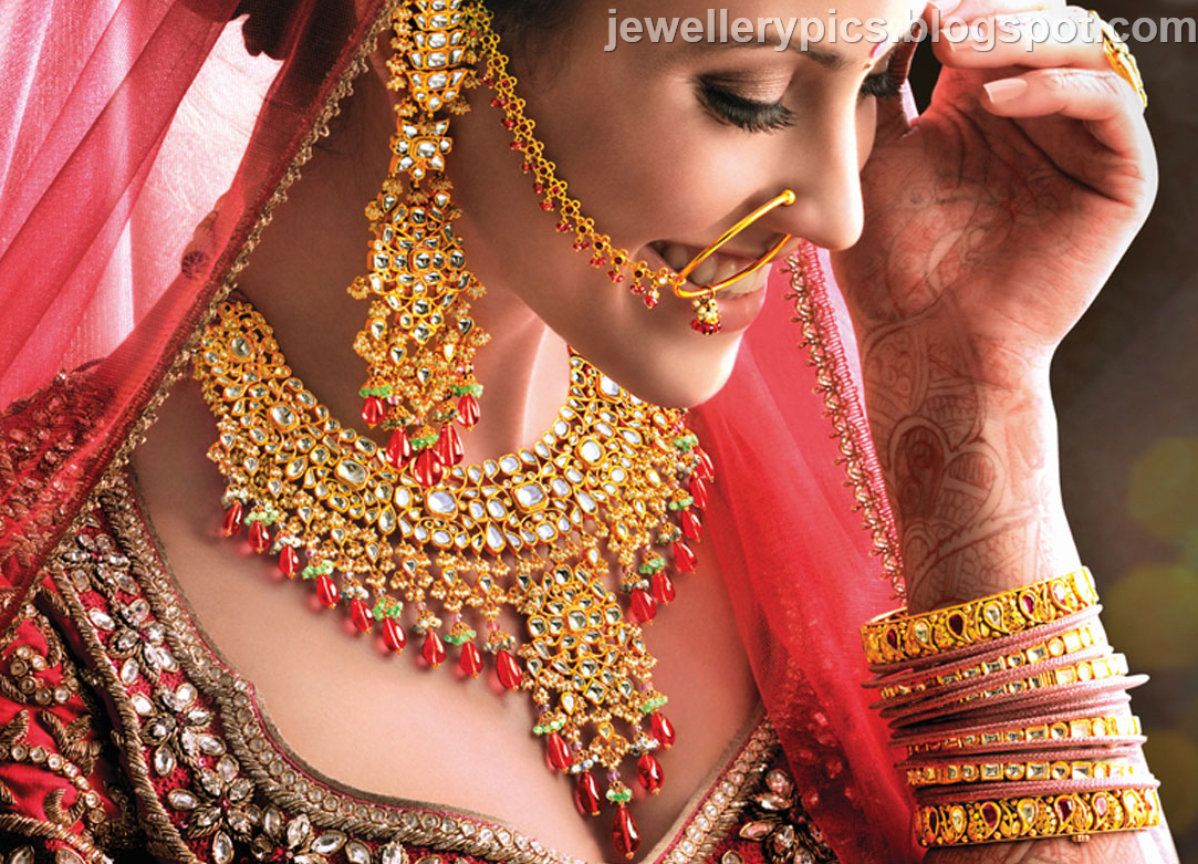 Bridal Designs Wedding Jewellery