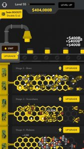 Bee Factory MOD APK Unlimited Money