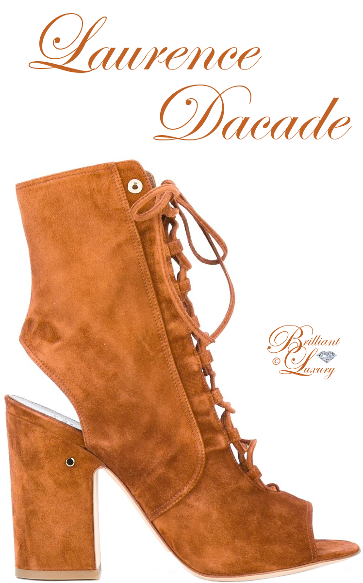 Brilliant Luxury ♦ Laurence Dacade Nelly Cut-Out Boots