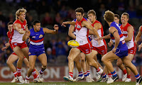 Western Bulldogs vs Sydney Swans Live Stream