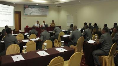 Bimtek Pedoman Teknis Pemberian Dana Hibah dan Bantuan Sosial