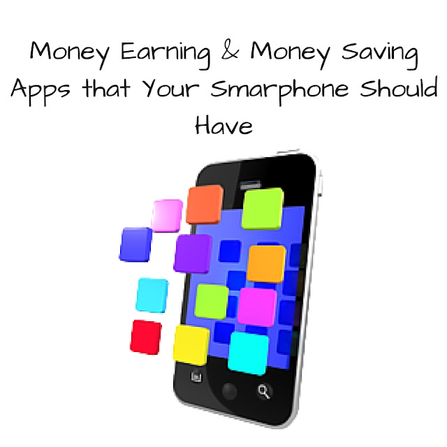 Apps that earn and save you money