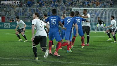 ScreenShot  PES 2017 full Crack Terbaru