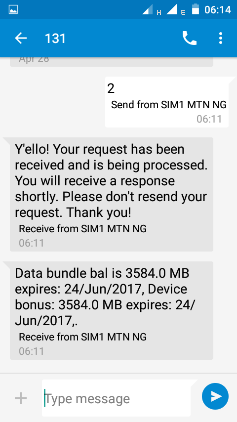 How to Get Twice Your data Subscription on MTN