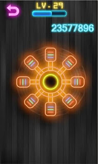 Screenshot Fidget Spinner Simulator