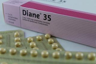 Diane 35® e a pele