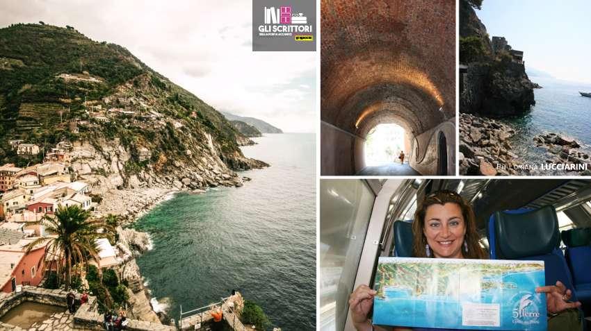 Weekend in Liguria: le Cinque Terre in treno - Monterosso e Vernazza