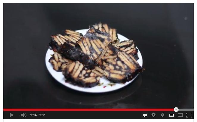 resepi kek batik tak lembik descar Resepi Kek Coklat Vico Enak dan Mudah