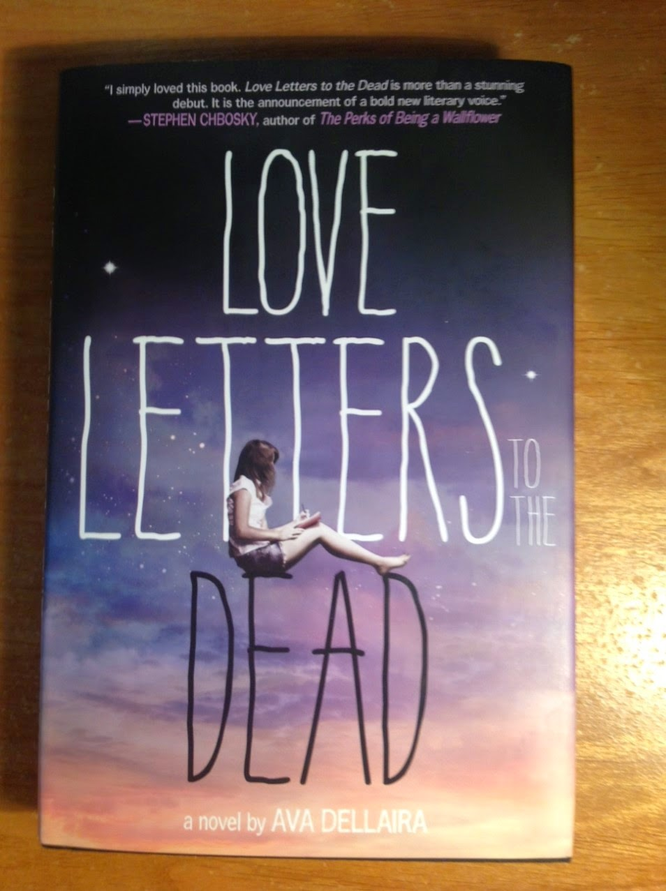 Ava Dellaira's Love Letters to the Dead was nominated for Best Young Adult  Fiction in the 2014 Goodreads Choice Awards, but ultimately lost to E.  Lockhart's ...