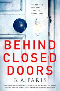 Behind Closed Doors by B A Paris