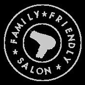 salon badge