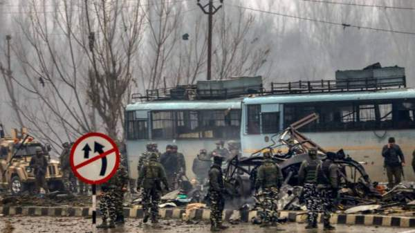 Pulwama bomb blast