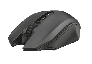 TRUST 22417 MOUSE WIRELESS GIOCO GXT115