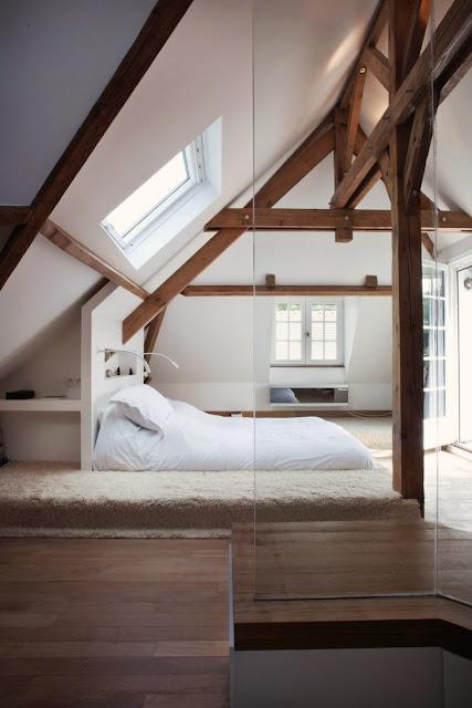 เตียงนอนโมเดิร์น