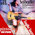 Neste sábado, terá show com Taylla Soares, na Pizzaria Havana, em Baixa Grande-BA