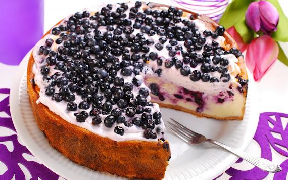 Torta od borovnica download besplatne pozadine za desktop 1440x900