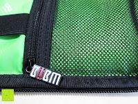 Innentasche: BUBM DIS-L Tragbare Electronics Zubehör universal Kabel Organisator Kabel /Akku Aufbewahrungstasche Schwarz